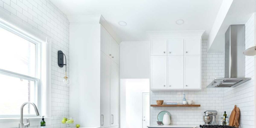 Shining Your Kitchen Cabinets